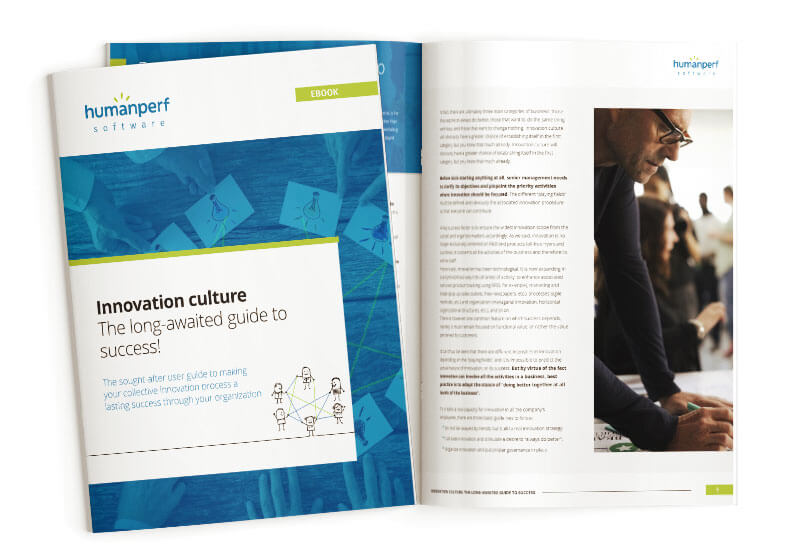 Innovation culture - the long-awaited guide to success!